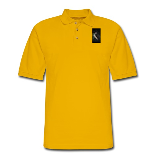 Big Boy Yack - Men's Pique Polo Shirt