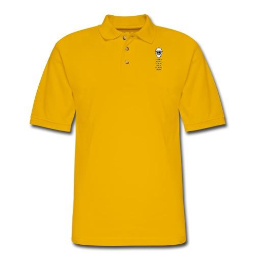 Design 2.2 - Men's Pique Polo Shirt