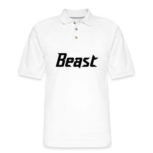 BEAST - Men's Pique Polo Shirt