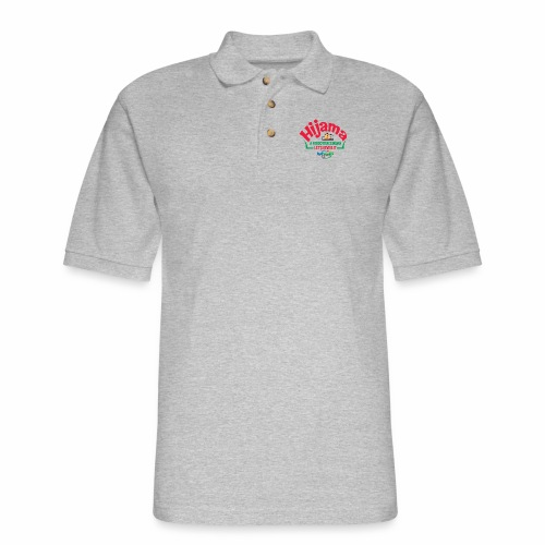BD Health /Cupping/ Cupping therapy/ Hijama - Men's Pique Polo Shirt