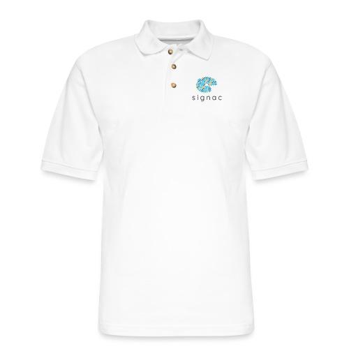 signac - Men's Pique Polo Shirt