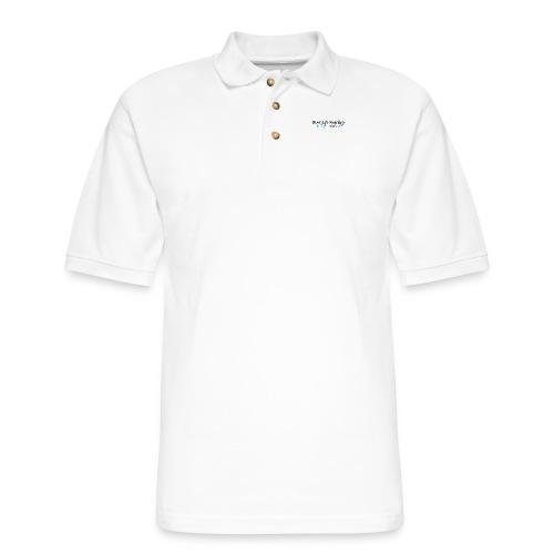 Your Life Sparkles Best Ever You tshirt - Men's Pique Polo Shirt
