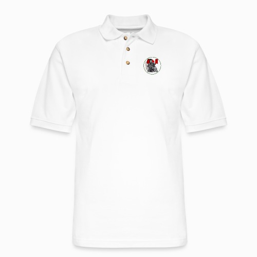 saskhoodz canada - Men's Pique Polo Shirt