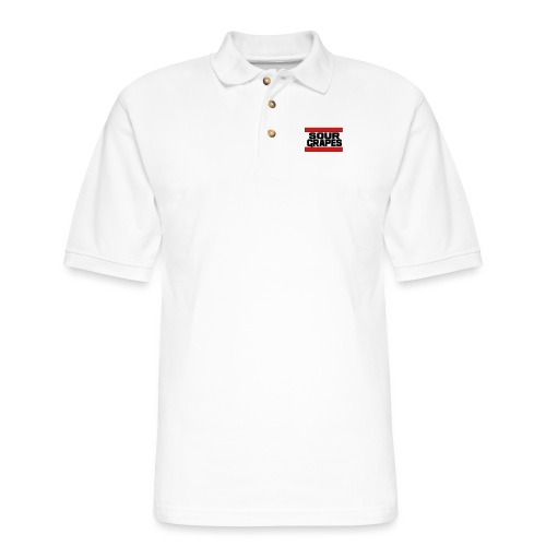 Grape M C - Men's Pique Polo Shirt