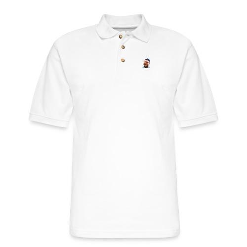 Nate Tv - Men's Pique Polo Shirt