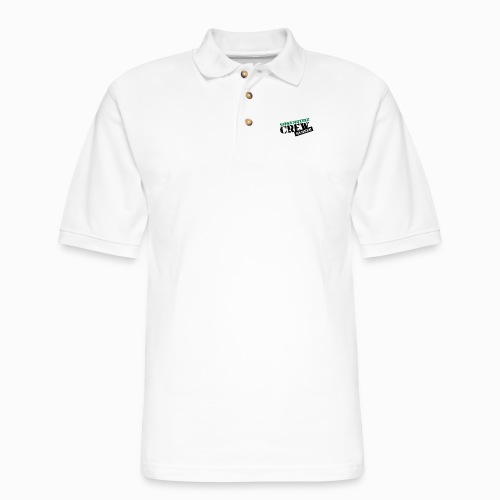 saskhoodz crew - Men's Pique Polo Shirt