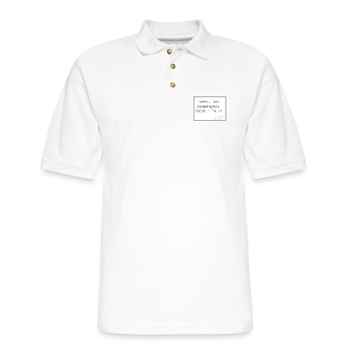 NOBLE SKYWAVE 3 - Men's Pique Polo Shirt