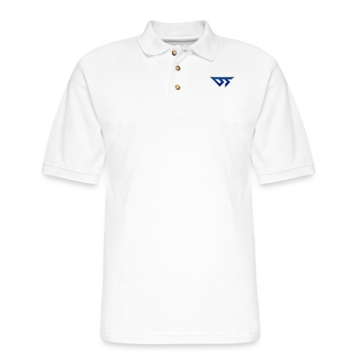 DetermineD T-Shirt - Men's Pique Polo Shirt