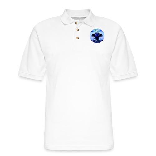 Yes No - Men's Pique Polo Shirt