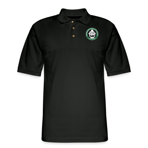 HVP Starbucks - Men's Pique Polo Shirt