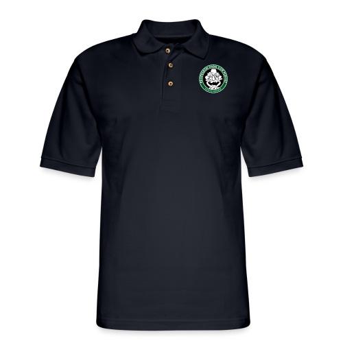 HVP Starbucks - Men's Pique Polo Shirt