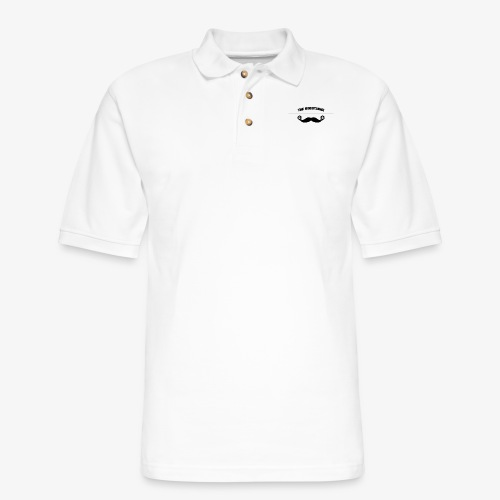 the boostage - Men's Pique Polo Shirt