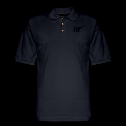 RKStudio Black Version - Men's Pique Polo Shirt