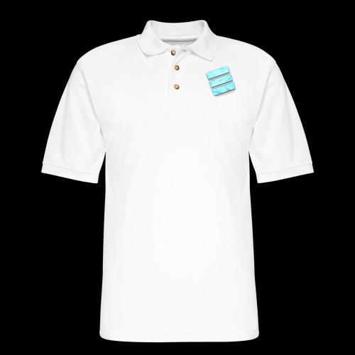 Durene logo - Men's Pique Polo Shirt