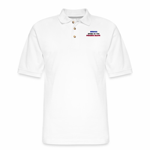 MERICA - Men's Pique Polo Shirt