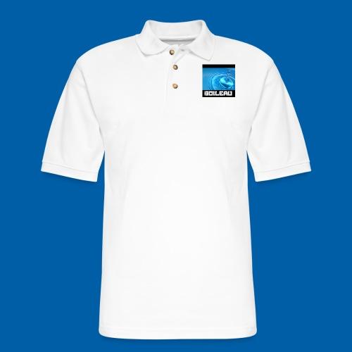17 - Men's Pique Polo Shirt