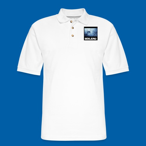 4 - Men's Pique Polo Shirt