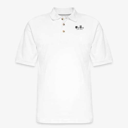 Never forget - Men's Pique Polo Shirt