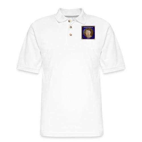 AMAZING GRACE - Men's Pique Polo Shirt