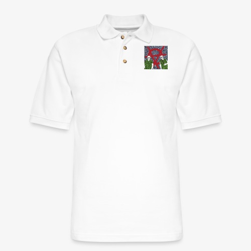 vietnambulance - Men's Pique Polo Shirt