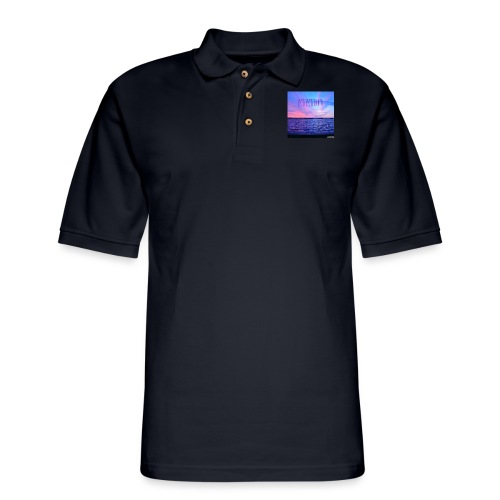 MemeDiy - Men's Pique Polo Shirt