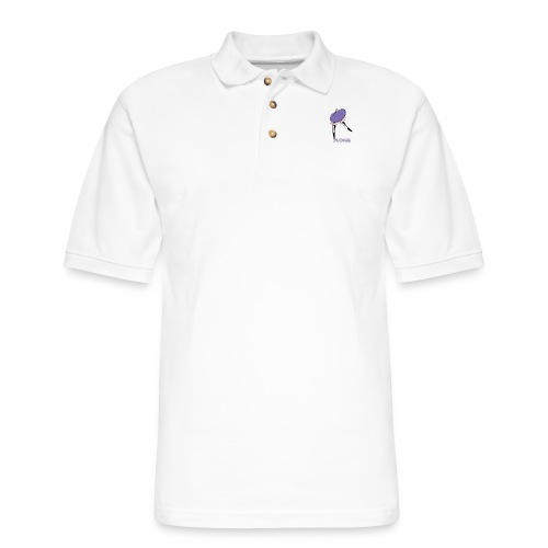 Ploom - Men's Pique Polo Shirt