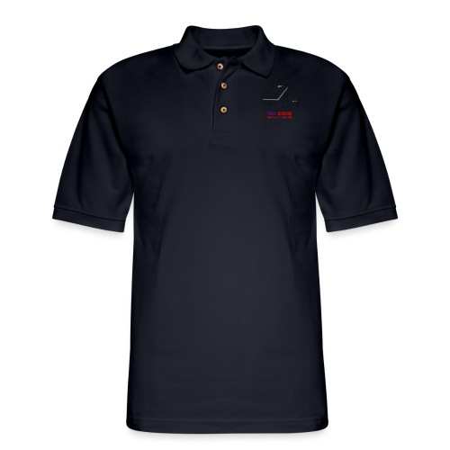 Fannie & Freddie Joke - Men's Pique Polo Shirt