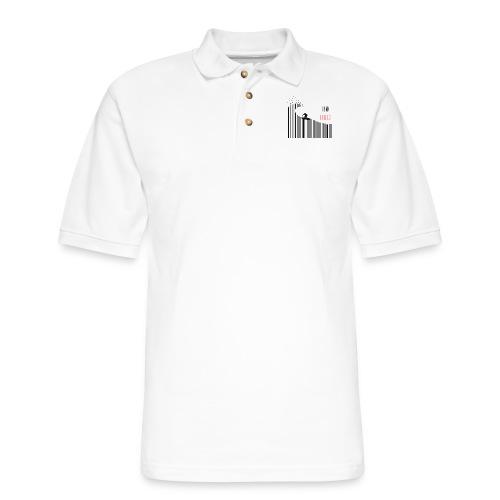 Think Different - Men's Pique Polo Shirt