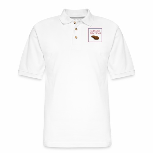 Upsteak New York | July 4 Edition - Men's Pique Polo Shirt