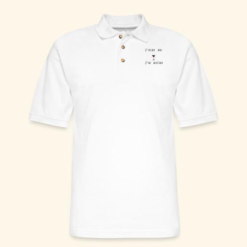 Humor - Men's Pique Polo Shirt