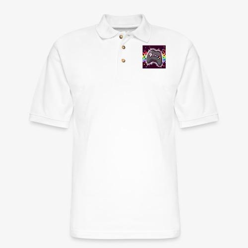 28F77488 9266 4EFE 87D5 7ECC3A08E5E2 - Men's Pique Polo Shirt