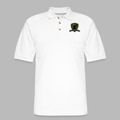 Newy Ruck - Men's Pique Polo Shirt