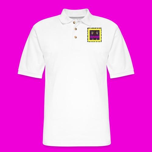lilluvualot Mixtape Cover - Men's Pique Polo Shirt