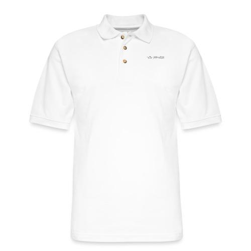 PETAHOTLINE - Men's Pique Polo Shirt