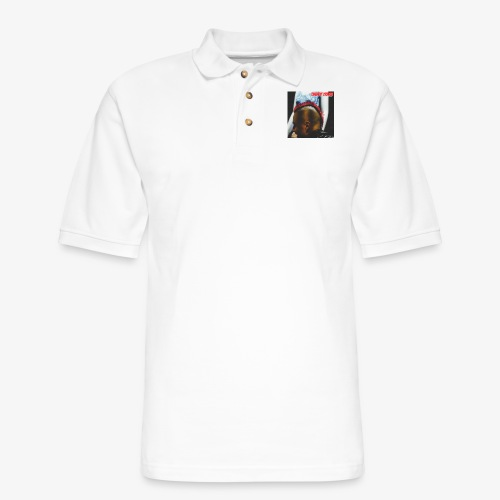 Daddy Issues Album Merch - Men's Pique Polo Shirt