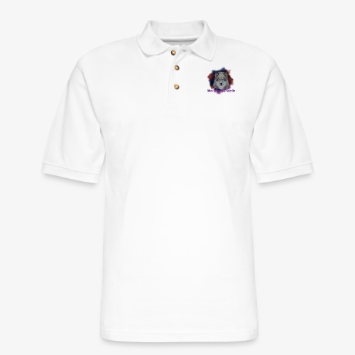 Wolfe Pack - Men's Pique Polo Shirt