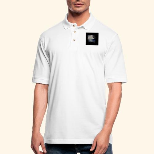 Zech1 black - Men's Pique Polo Shirt