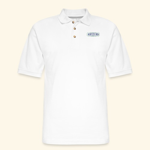 Massena Plate - Men's Pique Polo Shirt