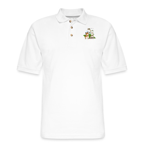 Ontario Hamster Club - Men's Pique Polo Shirt