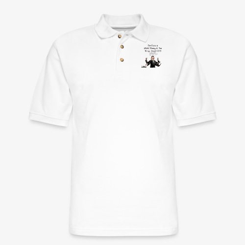 LPLAC Doing All The Things Award - Men's Pique Polo Shirt