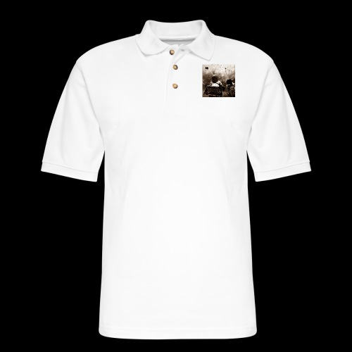 VV Killer bees - Men's Pique Polo Shirt