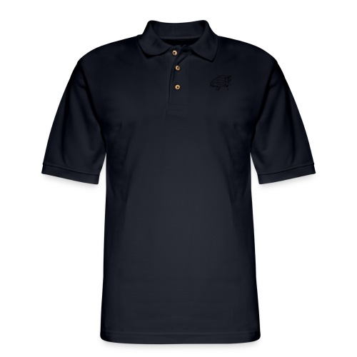Content - Men's Pique Polo Shirt