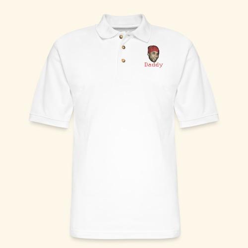 Ricardo Milos Meme - Men's Pique Polo Shirt