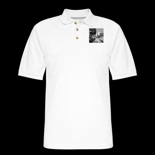 Xleo - Men's Pique Polo Shirt