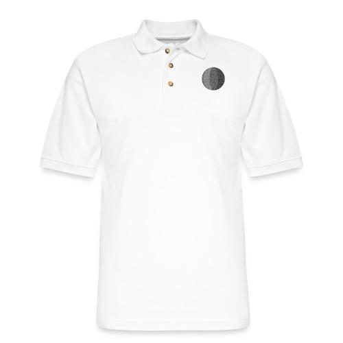 Planet Mercury - Men's Pique Polo Shirt