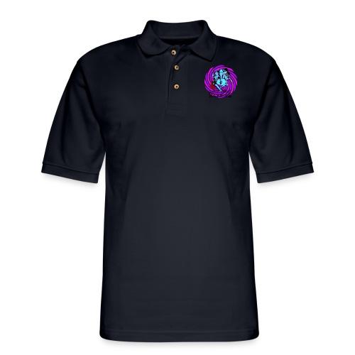 Baseball Tee - Men's Pique Polo Shirt