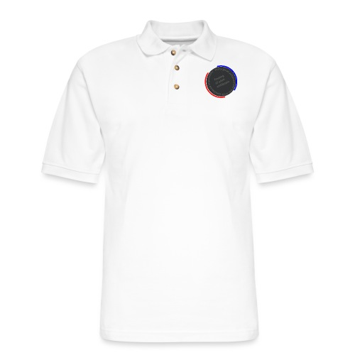 Treating Adult Amblyopia - Men's Pique Polo Shirt