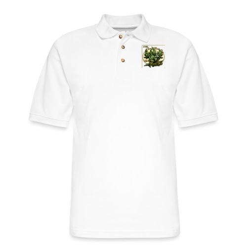 See No Bud by RollinLow - Men's Pique Polo Shirt