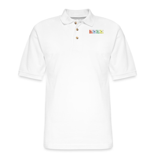 GeNiUS - Men's Pique Polo Shirt