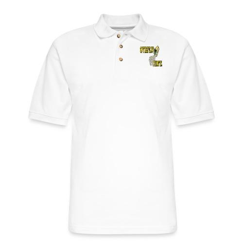 OVRFLW - Men's Pique Polo Shirt